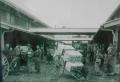 当時の川越織物市場