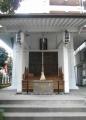 妻恋神社・拝殿