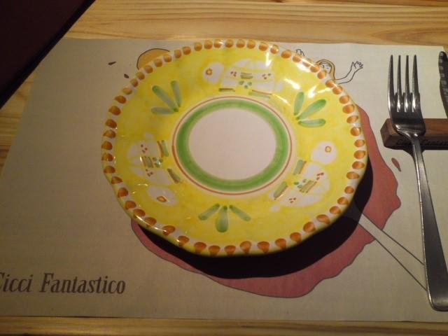 Trattoria Cicci Fantastico(トラットリアチッチファンタスティコ)