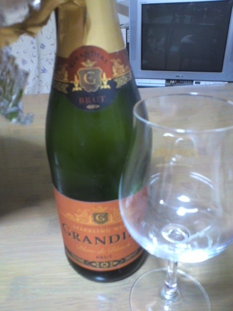 GRANDIAL SPARKLING WINE BRUT(グランディアル ブリュット)