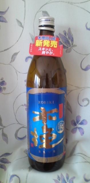 本格芋焼酎 木挽BLUE