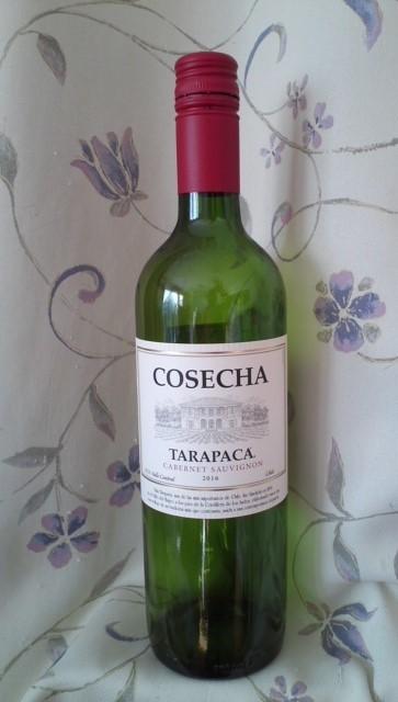COSECHA TARAPACA CABERNET SAUVIGNON(コセチャ タラパカ カベルネソーヴィニヨン)
