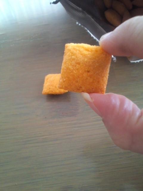 コープの「チーズインスナック」