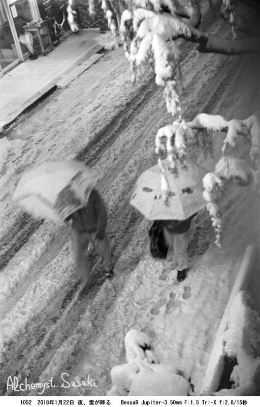 雪が降る1052-35