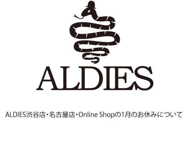 ALDIESロゴ