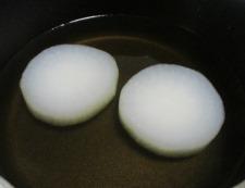 京都のお雑煮 調理②