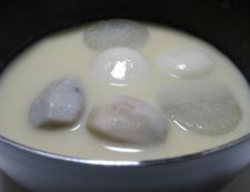 京都のお雑煮 調理⑥