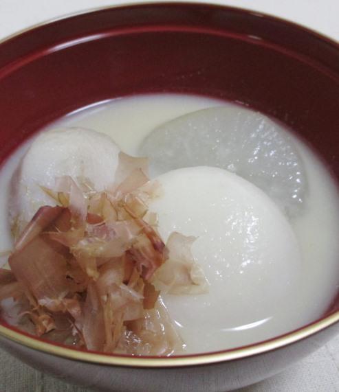 京都のお雑煮 大