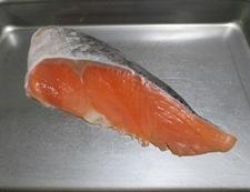 塩鮭粕汁 材料①