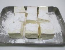 揚げ出し豆腐 調理③