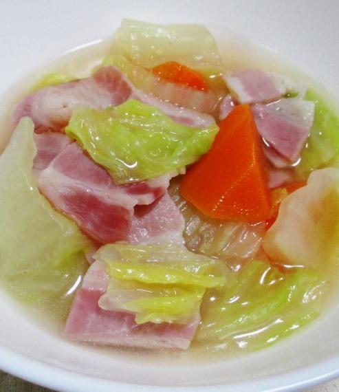 白菜ベーコン B