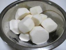 豚こまと里芋のほっこり煮 調理①