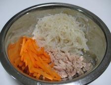 お揚げの茶巾煮 調理③