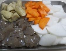 鮭汁 材料②