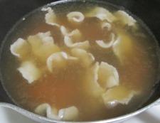 白菜スープ 調理④