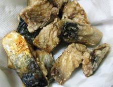 サバの甘辛しょうが煮 調理④