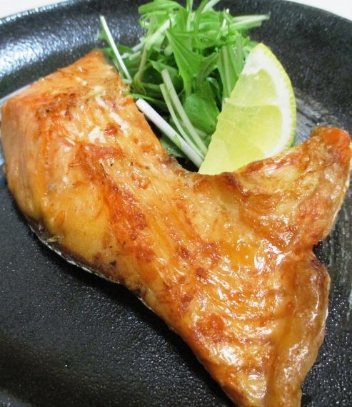 鮭カマ B