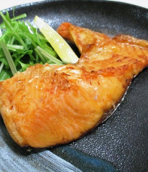 鮭カマ 大