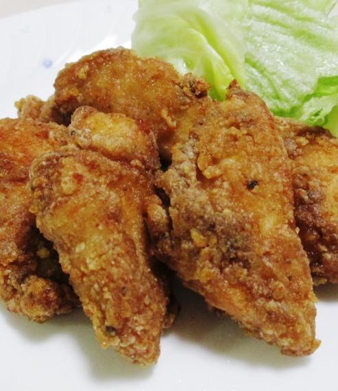 鶏むね肉のガパオ唐揚げ B
