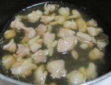 鶏五目炊き込みご飯 調理③