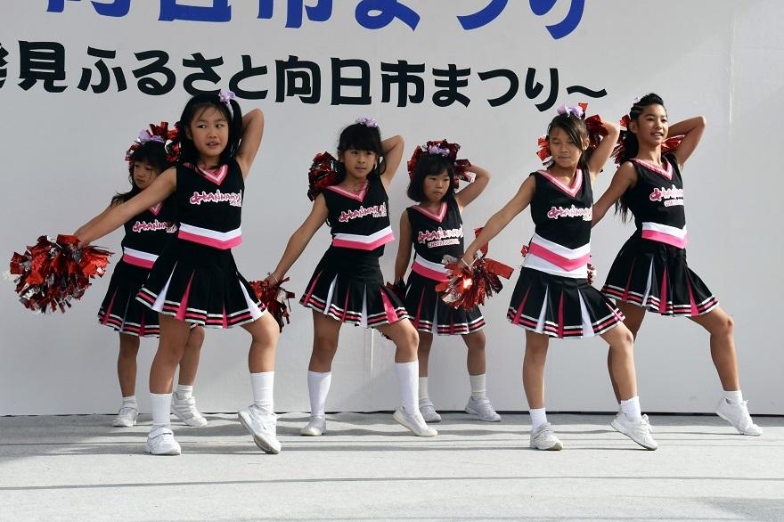 向日市まつり・キッズチア (5)