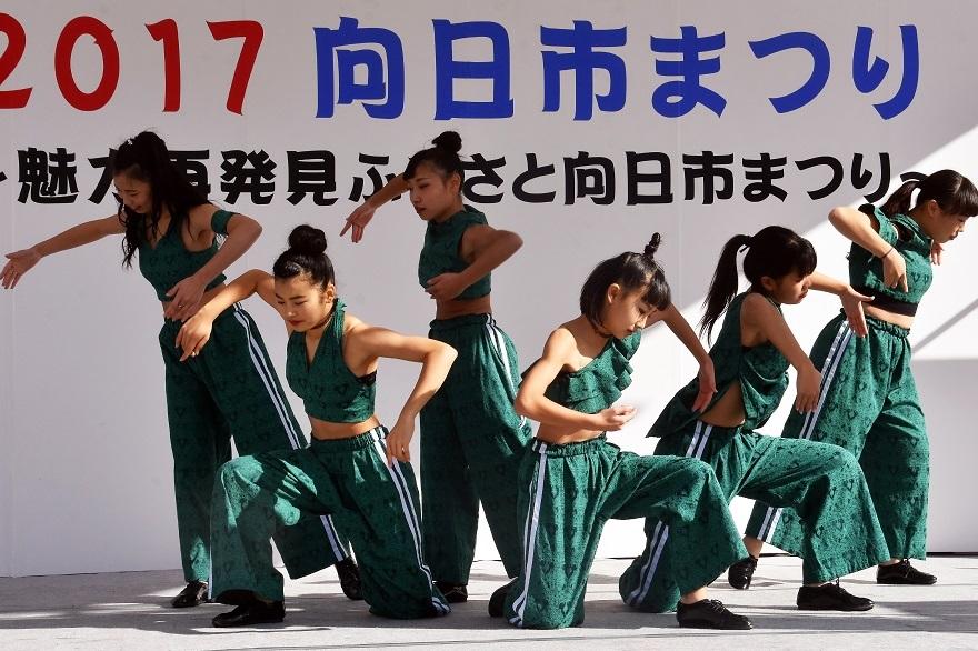 向日市まつり・高校生ダンス (15)