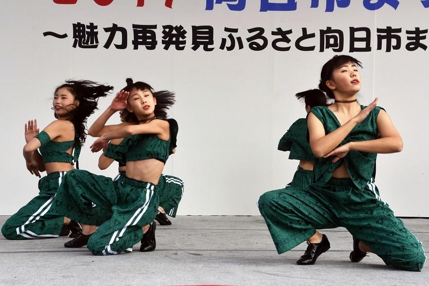 向日市まつり・高校生ダンス (19)