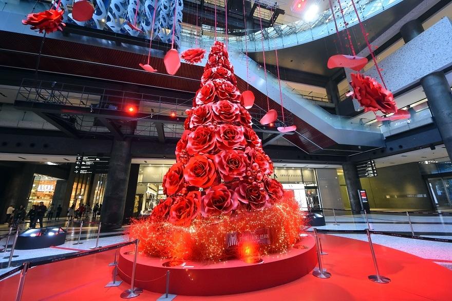 赤いクリスマスツリー (0)