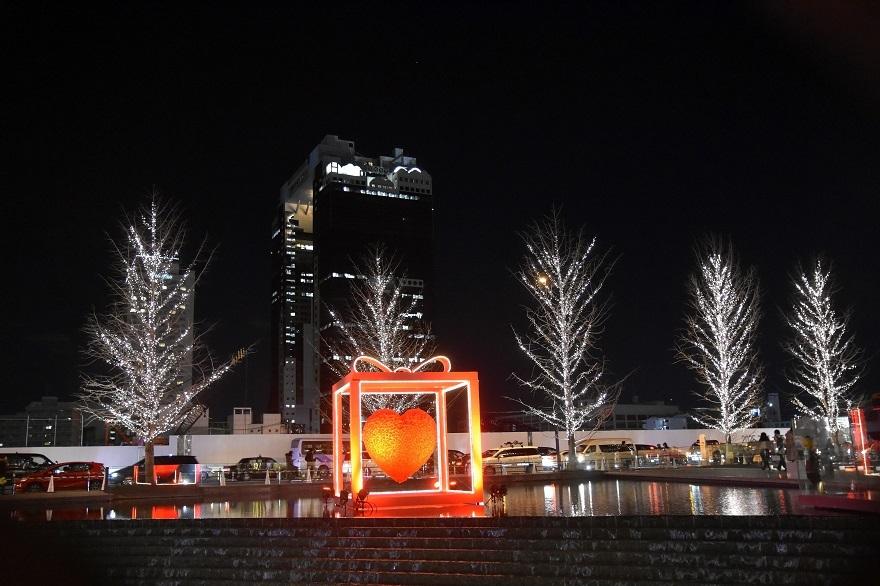 グランフロント大阪・イルミ (5)