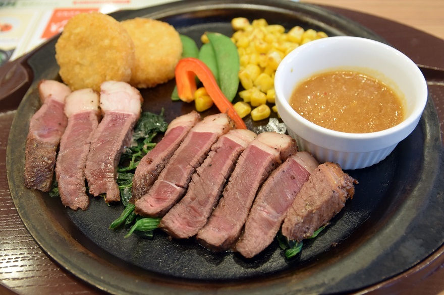 牛赤身イチボステーキ (0)