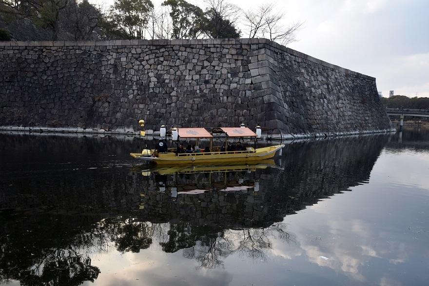 大阪城・真冬18 (1)