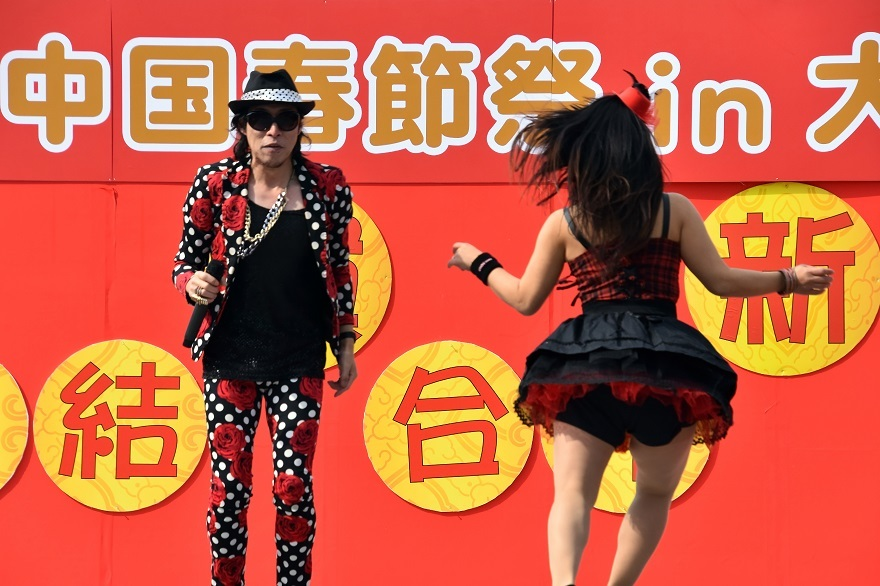 天王寺・ダンス (2)