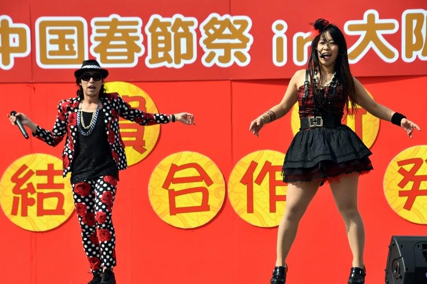 天王寺・ダンス (9)