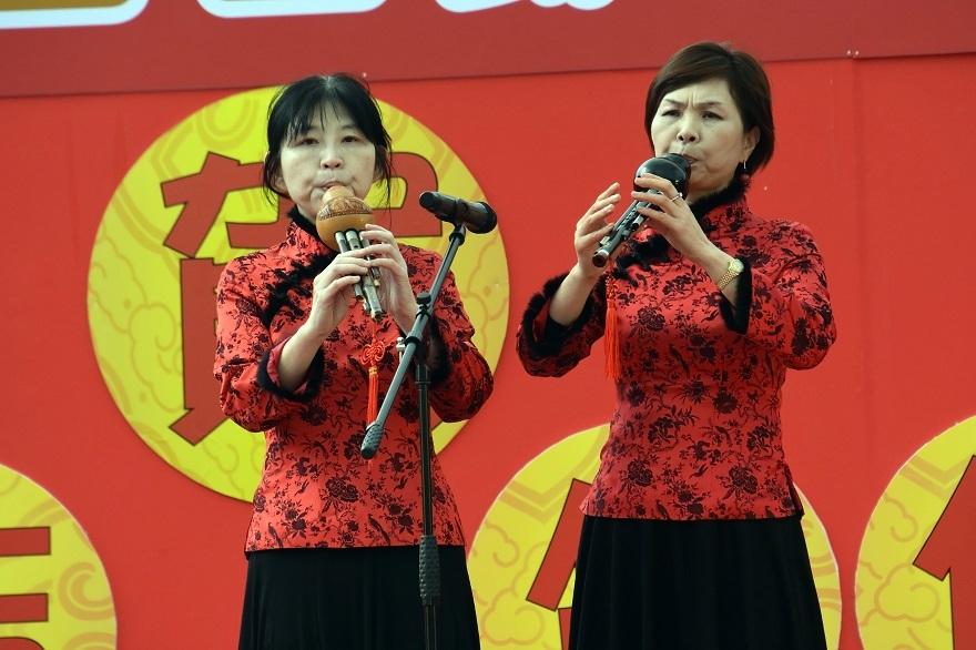 天王寺・吹奏 (2)