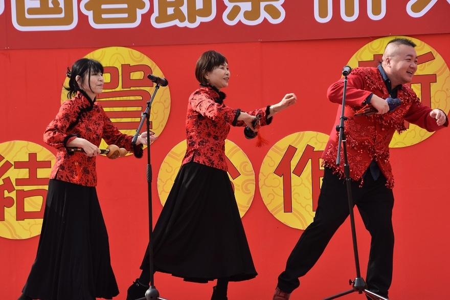 天王寺・吹奏 (7)