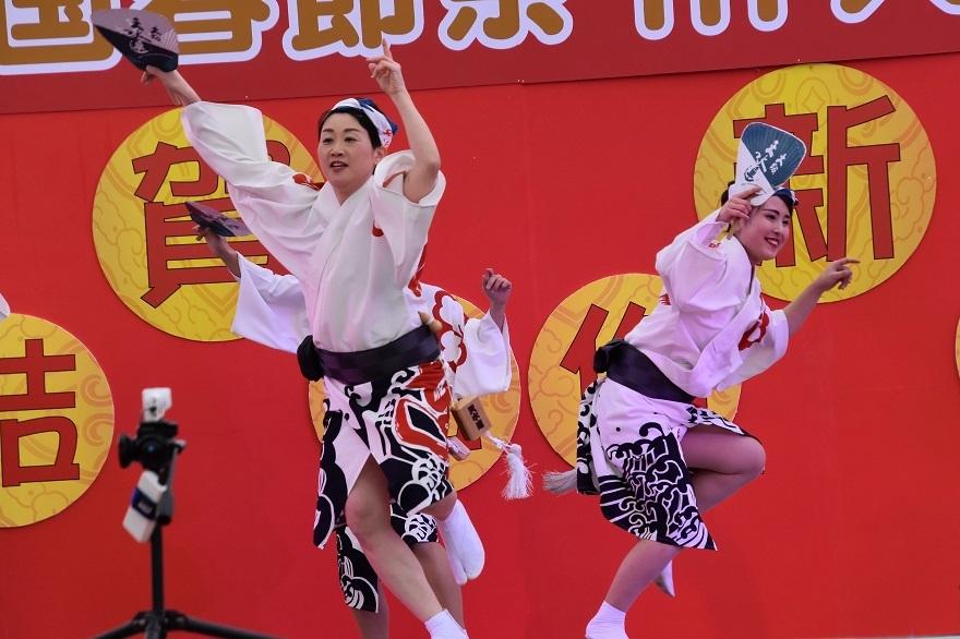天王寺・阿波踊り (8)