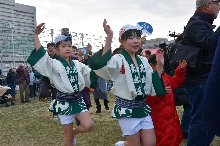 天王寺・阿波踊り (20)
