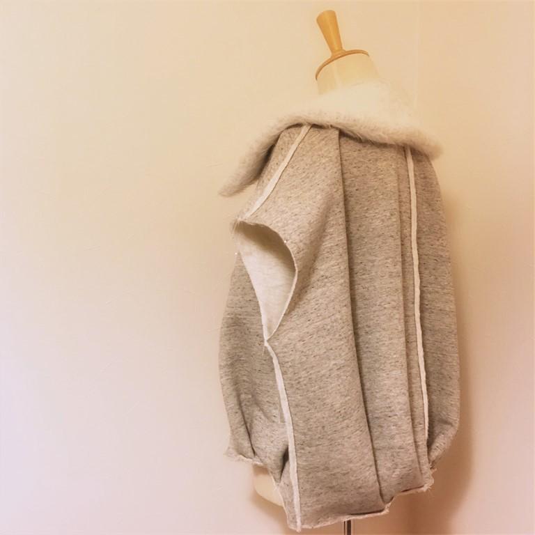 スウェットジャケット1
