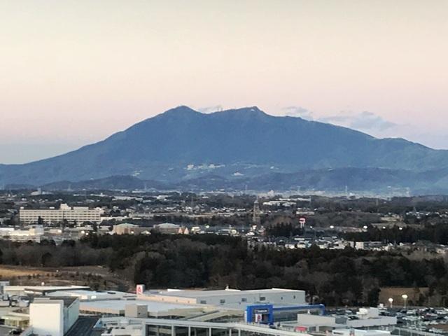 筑波山29.12.29