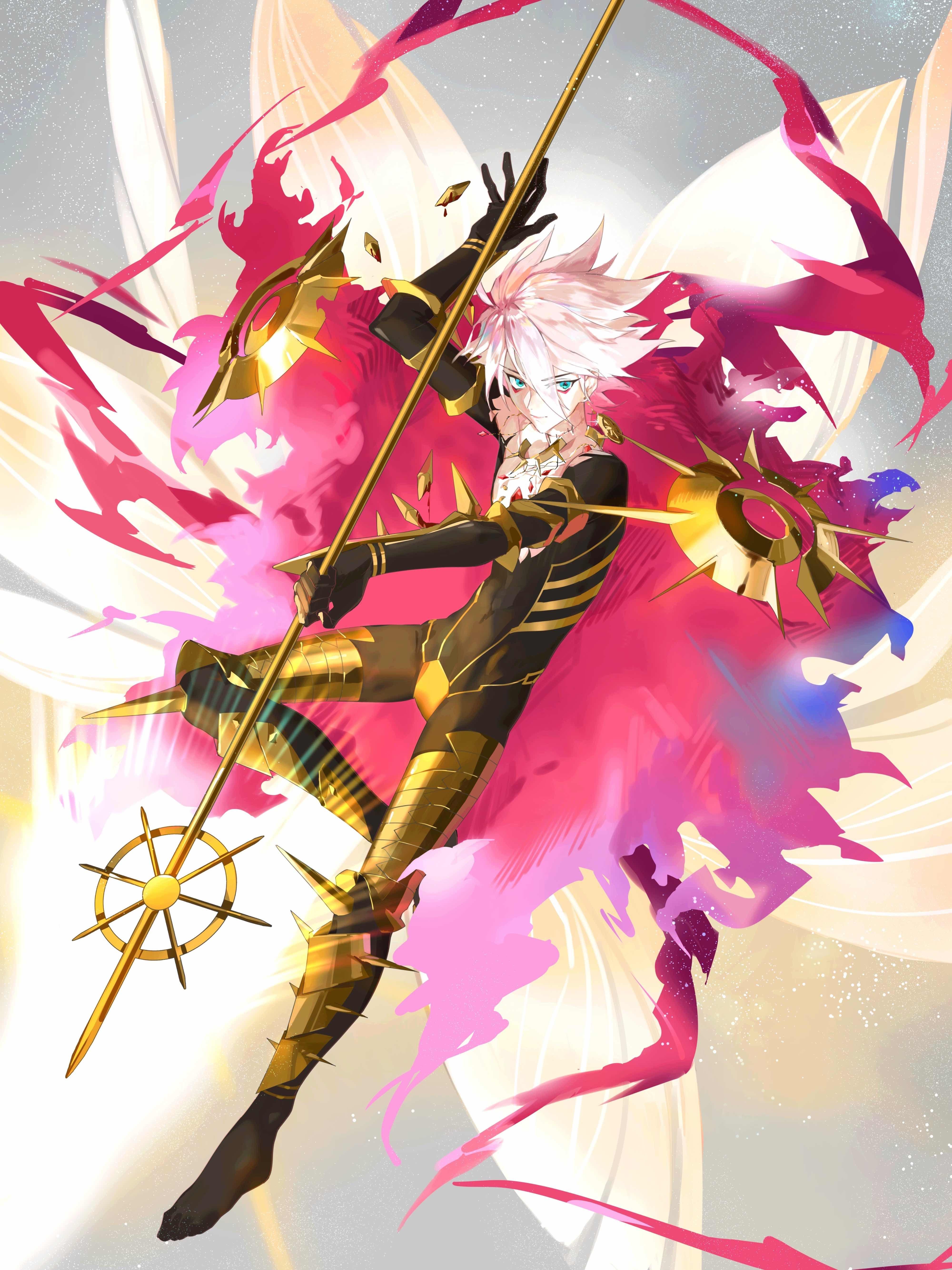 Fate grandorder karna 2017 - 2017 anime wallpaper ...