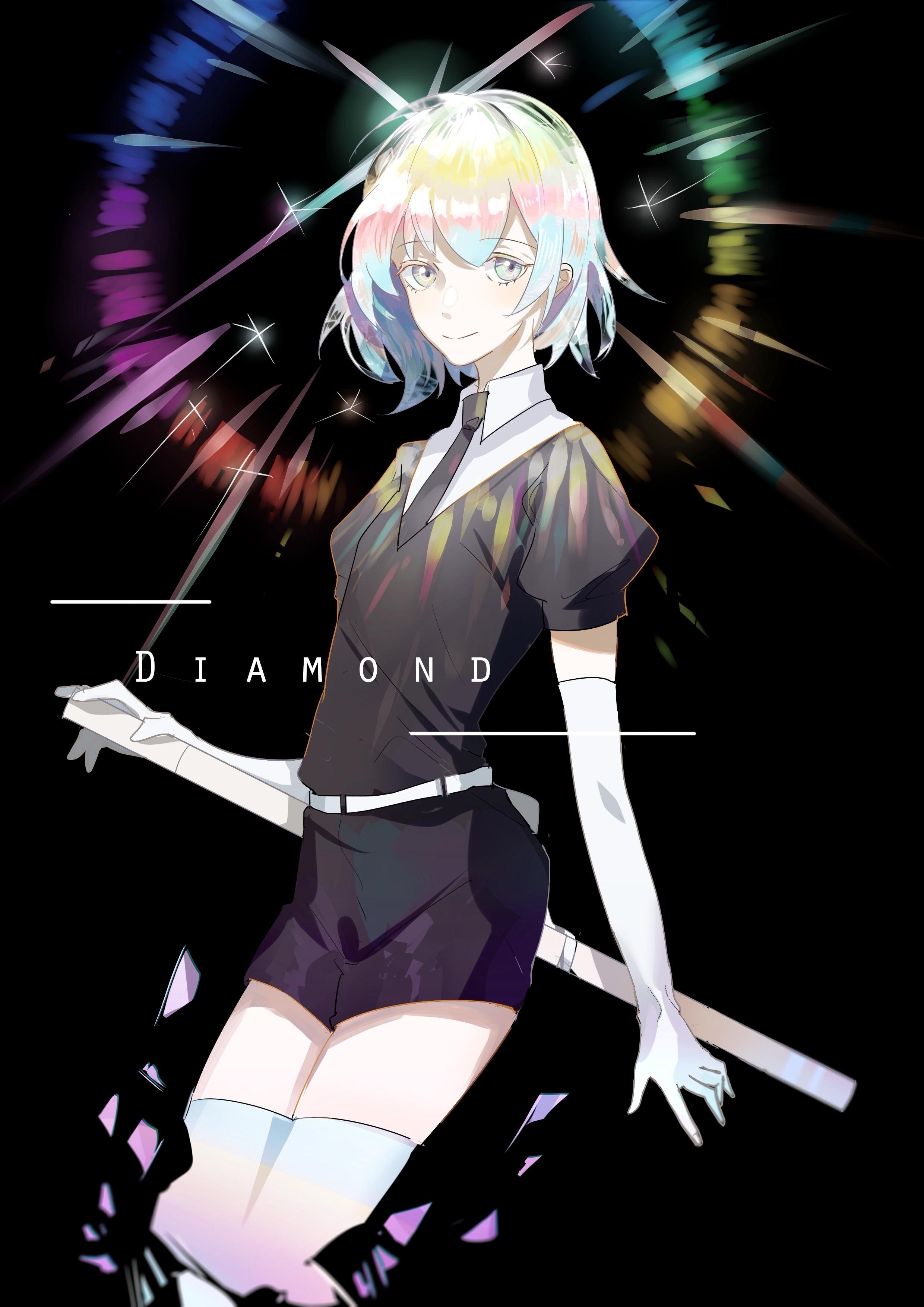 Land of the lustrous diamond - 2017 anime wallpaper ...