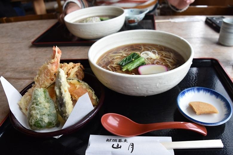 1165 天ぷら山月蕎麦