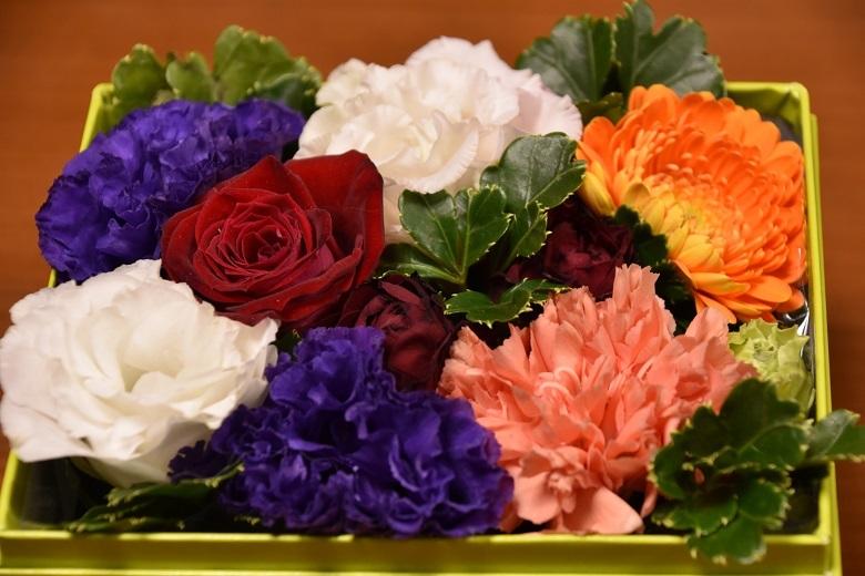 341 お花