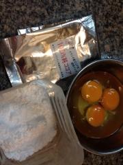 卵やココア