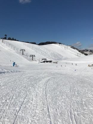 180202箱館山スキー場