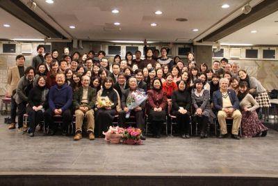 浅田先生直井先生にありがとうの会