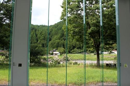 0285:熊野古道なかへち美術館 交流スペース③