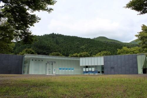 0285:熊野古道なかへち美術館 正面ファサード①