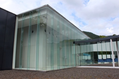0285:熊野古道なかへち美術館 正面ファサード③