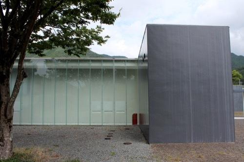 0285:熊野古道なかへち美術館 北側ファサード②